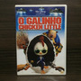 Dvd O Galinho Chicken Little - Disney