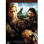 Tróia - Dvd - Brad Pitt - Eric Bana - Orlando Bloom