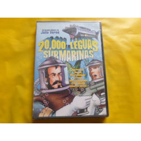 Dvd 20.000 Léguas Submarinas / Frete Grátis