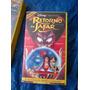 Fita Vhs Aladdin O Retorno De Jafar - Disney - Dublado
