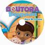 4 Dvds Da Doutora Brinquedo