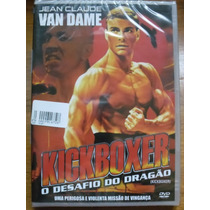 Dvd Kickborger O Desafio Do Dragão Van Damme