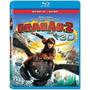 Blu-ray 3d + 2d: Como Treinar Seu Dragão 2 - Original Duplo