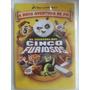 Dvd - Kung Fu Panda Os Segredos Dos Cinco Furiosos - Lacrado