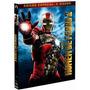 Dvd Original Do Filme Homem De Ferro 2 - Dvd Duplo