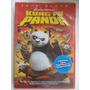 Dvd - Kung Fu Panda - Novo Lacrado -inclui Cartela Tatuagens