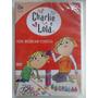 Dvd - Charlie E Lola - Vem Brincar Comigo - Novo Lacrado