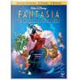 Dvd Original Da Animação Fantasia + Fantasia 2000
