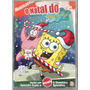 Dvd O Natal Do Bob Esponja
