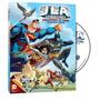 Dvd As Aventuras Da Liga Da Justiça - Armadilha Do Tempo