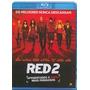 Red 2 - Aposentados E Ainda Mais Perigosos - Blu Ray Dub/leg