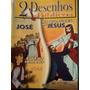 Dvd - 2 Desenhos Bíblicos - José E Seus Irmãos E Os Milagres