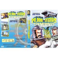 Dvd Lacrado 20.000 Leguas Submarinas De Julio Verne