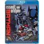 Blu-ray Batman Assault On Arkham - Dublado - Lacrado
