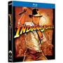 Coleção Box Blu Ray Indiana Jones - Box 4 Filmes, Dublado