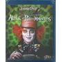Blu Ray Alice No País Das Maravilhas Novo, Dublado