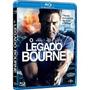 Blu-ray O Legado Bourne - Dublado - Lacrado