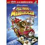 Dvd Feliz Natal Madagascar Original Dreamworks Novo Lacrado