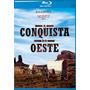 Blu-ray A Conquista Do Oeste - Novo Lacrado Original