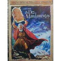 Dvd - Os Dez Mandamentos - Ed. Para Colecionador Dvd Duplo