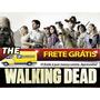The Walkng Dead 1ª,2ª,3ª,4ª E 5ª Temporadas (frete Grátis)