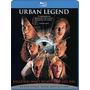 Blu-ray Lenda Urbana - Dublado - Lacrado