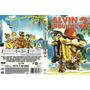 Dvd Alvin E Os Esquilos 3, Desenho Dublado, Original