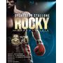 Box Blu-ray Rocky - A Saga Completa Lacrado 6 Discos Dublado