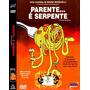 Dvd Lacrado Parente E Serpente De Mario Monicelli Ed.versati