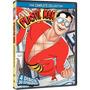 Dvd O Homem Elástico - 4 Desenhos - Dublado E Legendado