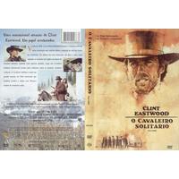 O Cavaleiro Solitário Dvd Original Clint Eastwood