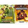 Dvd O Invencível Homem De Ferro, Marvel, Animação, Original