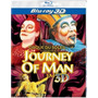 Blu-ray 3d Cirque Du Soleil - Journey Of Man