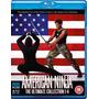 Blu-ray American Ninja / Guerreiro Americano - 4 Filmes