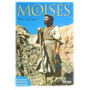 Dvd Moisés, Burt Lancaster, Bíblico / Drama, Original, Raro
