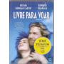 Dvd Livre Para Voar - Helena Bonham Carter - Novo***