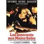 Dvd Os Inocentes De Mãos Sujas - Claude Chabrol Frete Gratis