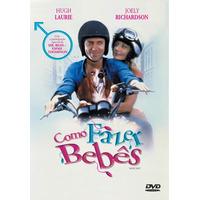 Como Fazer Bebês - Dvd - Hugh Laurie - Joely Richardson