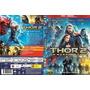 Thor 2 - Blu Ray+dvd Novo E Lacrado Por Apenas 49,99