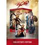 Estátua 300 - A Ascensão Do Império Steelbook Blu Ray 3d 2d