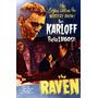 Dvd O Corvo 1935 Legendado Com Boris Karloff E Bela Lugosi