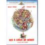 Dvd Deu A Louca No Mundo - Mickey Rooney - Novo***