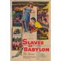 Dvd Escravos Da Babilônia Dublado História De Daniel Leões