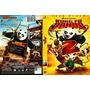 Dvd Kung Fu Panda 2, Jack Black, Desenho Dreamworks Original