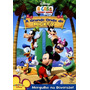 A Grande Onda Do Mickey - Animaçao - Dvd Novo Original Lacre