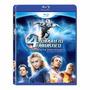 Quarteto Fantástico 2 - Blu Ray + Disco De Extras