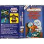 Histórias Arrepiantes Da Disney - Raro Dublado Vhs Original