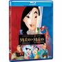 Blu-ray - Coleção Mulan 1 E 2 (lacrado) - Disney