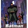Batman Serie Animada,são 20 Dvds + 23 Dvds De Brinde