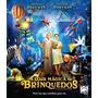 Blu-ray A Loja Mágica De Brinquedos (2007) - Novo Lacrado